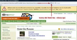 icona feed rss tripadvisor safari