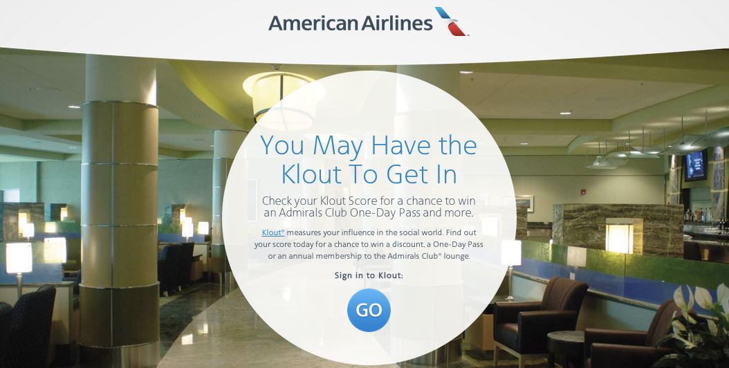 American Airlines - Mobile Marketing