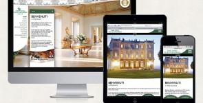 Park Hotel Villa Grazioli - Sviluppo sito responsive e Consulenza Web Martketing