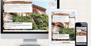 Hotel Villa delle Rose - Sviluppo sito Responsive + consulenza Web Marketing