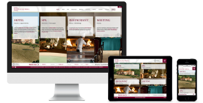 Hotel Saturnia - Sviluppo sito responsive e web marketin
