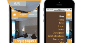 Windsor Hotel Milano - Web Marketing Strategy