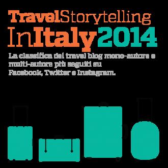 classifica travel blogger 2014