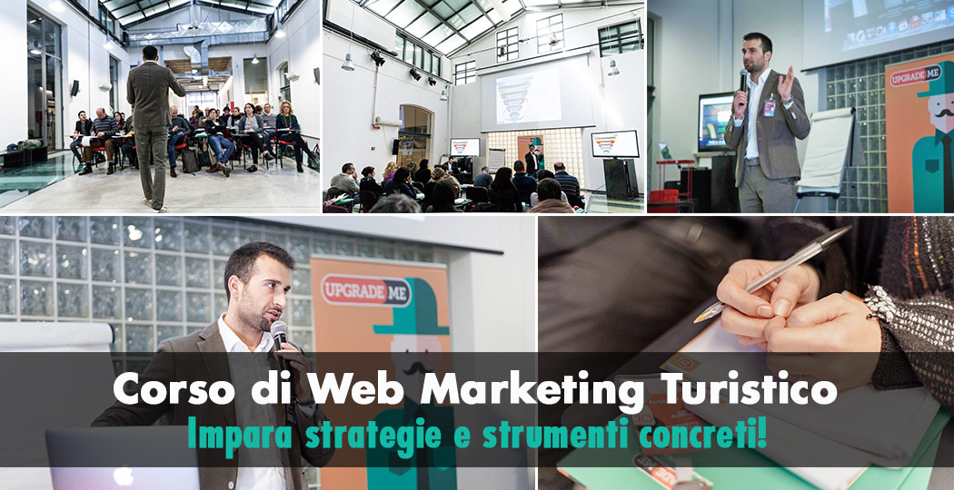 Corso di Web Marketing Turistico