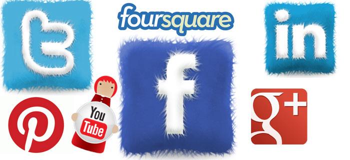 social media marketing per hotel