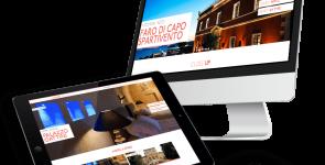 Sviluppo Portale Turistico Responsive e Web Marketing Strategy