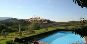 Tenuta Pietrafitta - Agriturismo a San Gimignano