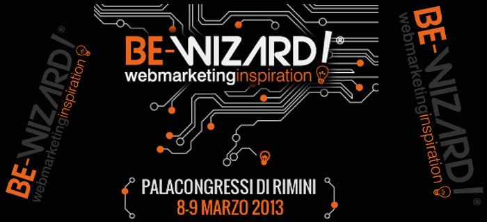 bewizard-2013 - evento web marketing