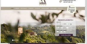 Hotel Athena - Sviluppo sito desktop e mobile + consulenza web marketing