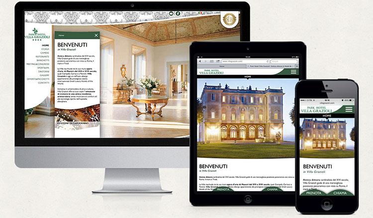 Hotel Villa Grazioli Web Marketing Turistico Blog