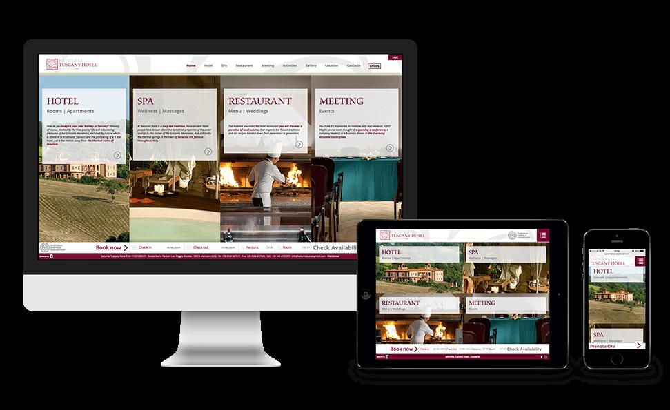Saturnia Tuscany Hotel Web Marketing Turistico Blog