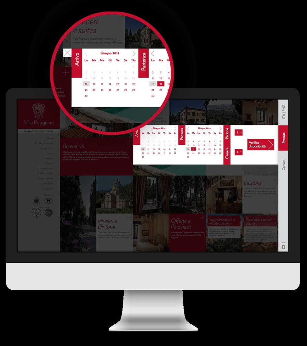 Villa poggiano web marketing turistico blog turismo for Boutique hotel definizione