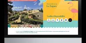 Obiettivo Vacanza Brand Identity e Consulenza Web Marketing