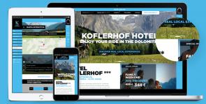 Sviluppo sito e consulenza di Web Marketing Turistico - Hotel Koflerhof