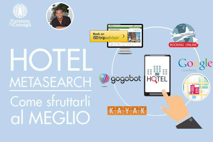 Metamotori Turistici e Hotel Metasearch