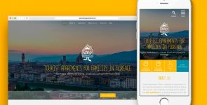 Family Apartments - Sviluppo Portale e Web Marketing